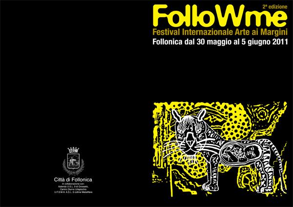 locandina FolloWme 2010