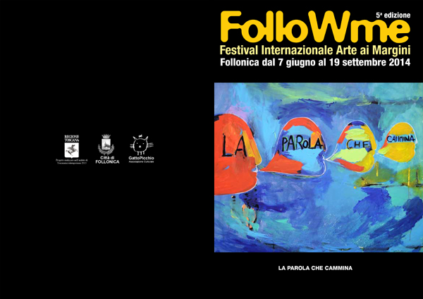 locandina FolloWme 2014